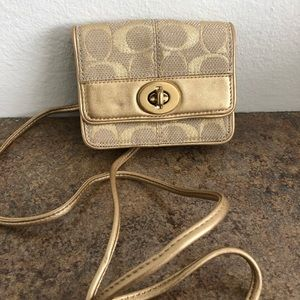COACH Wallet Crossbody Bag